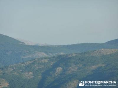 Senderismo a la luz de la luna - Cascada de San Mamés; senderos de españa